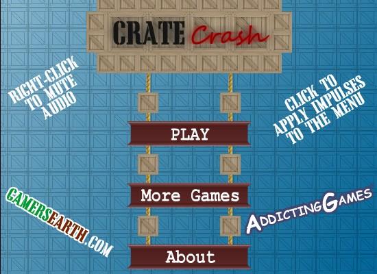 Crate Crash